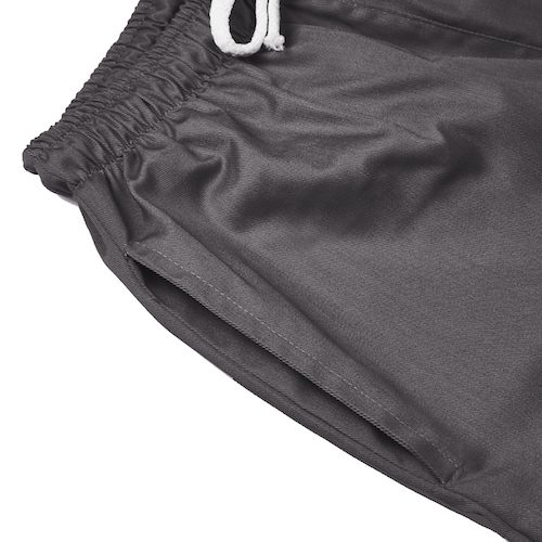 Image of Charcoal Grey Classic Range Scrub Pants Pocket