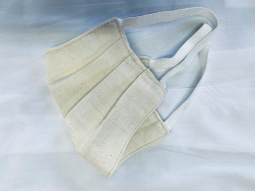 Image of cotton face mask